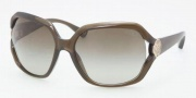 Coach HC8020 Sunglasses Marilyn  Sunglasses - 50308E Dark Olive / Green Gradient