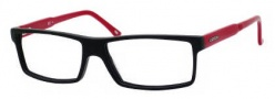 Carrera 6175 Eyeglasses Eyeglasses - 0TPH Matte Black / Red 