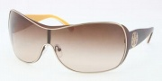 Tory Burch TY6017 Sunglasses Sunglasses - 380/13 Gold Bronze / Brown Gradient 