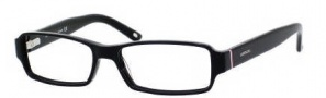 Carrera 6179 Eyeglasses Eyeglasses - 0OF7 Black / White Red
