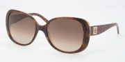 Tory Burch TY7036 Sunglasses Sunglasses - 919/13 Tortoise Yellow / Brown Gradient