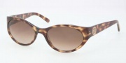 Tory Burch TY7038 Sunglasses Sunglasses - 104413 Tiger Tortoise / Brown Gradient