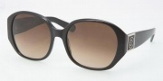 Tory Burch TY7043 Sunglasses Sunglasses - 501/13 Black / Smoke Gradient