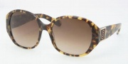 Tory Burch TY7043 Sunglasses Sunglasses - 504/13 Spotty Tortoise