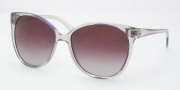 Tory Burch TY9012 Sunglasses Sunglasses - 10554Q Grey Purple / Plum Gradient