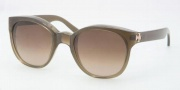 Tory Burch TY9015 Sunglasses Sunglasses - 104913 Light Olive / Smoke Gradient 