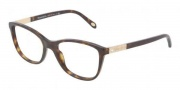 Tiffany & Co. TF2045BA Eyeglasses Eyeglasses - 8015 Dark Havana