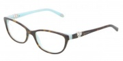 Tiffany & Co. TF2051B Eyeglasses Eyeglasses - 8132 Plum Havana