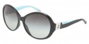 Tiffany & Co. TF4022B Sunglasses Sunglasses - 80013C Black / Gray Gradient