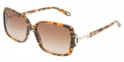 Tiffany & Co. TF4043B Sunglasses Sunglasses - 81153B Tiffany Havana / Brown Gradient