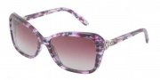 Tiffany & Co. TF4052B Sunglasses Sunglasses - 81324I Plum Havana / Plum Gradient Gray