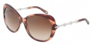 Tiffany & Co. TF4053B Sunglasses Sunglasses - 80813B Spotted Violet / Brown Gradient