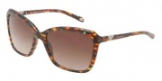 Tiffany & Co. TF4057B Sunglasses Sunglasses - 81143B Havana / Brown Gradient 