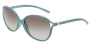 Tiffany & Co. TF4058B Sunglasses Sunglasses - 81373M Opal Green / Green Gradient