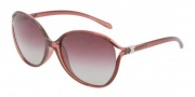 Tiffany & Co. TF4058B Sunglasses Sunglasses - 81384I Old Pink / Plum Gradient Gray
