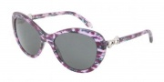 Tiffany & Co. TF4059 Sunglasses Sunglasses - 81323F Plum Havana / Gray
