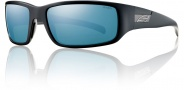 Smith Prospect Sunglasses Sunglasses - Matte Black / Polarized Blue Mirror