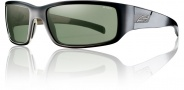 Smith Prospect Sunglasses Sunglasses - Black / Polarized Gray Green