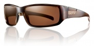Smith Prospect Sunglasses Sunglasses - Brown Stripe / Polarized Copper