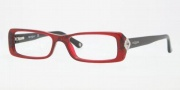 Vogue VO2694B Eyeglasses Eyeglasses - W849 Transparent Red Black