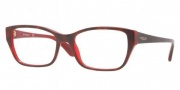 Vogue VO2715 Eyeglasses Eyeglasses - 1942 Top Havana on Red