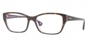 Vogue VO2715 Eyeglasses Eyeglasses - 1944 Top Havana on Violet