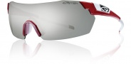 Smith Optics Pivlock V2 Sunglasses Sunglasses - Caldera Red Super Platinum