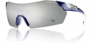 Smith Optics Pivlock V2 Sunglasses Sunglasses - Blue Platinum