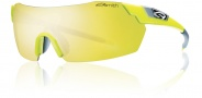 Smith Optics Pivlock V2 Sunglasses Sunglasses - Acid Yellow Yellow Mirror