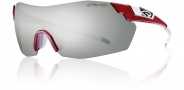Smith Optics Pivlock V2 Max Sunglasses Sunglasses - Caldera Red Super Plantinum