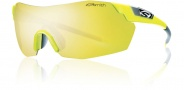 Smith Optics Pivlock V2 Max Sunglasses Sunglasses - Acid Yellow Yellow Mirror