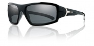 Smith Optics Interlock Spoiler Sunglasses Sunglasses - Black / Polarized Gray