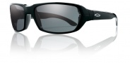 Smith Optics Interlock Trace Sunglasses Sunglasses - Black / Polarized Gray
