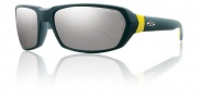 Smith Optics Interlock Trace Sunglasses Sunglasses - Cement Yellow / Platinum