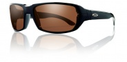 Smith Optics Interlock Trace Sunglasses Sunglasses - Black Fishing / Polarized Copper