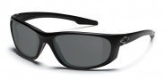 Smith Optics Chamber Tactical Sunglasses Sunglasses - Black / Polarized Gray