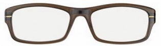 Tom Ford FT5217 Eyeglasses Eyeglasses - 048 Shiny Dark Brown