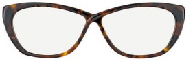 Tom Ford FT5227 Eyeglasses Eyeglasses - 052 Dark Havana
