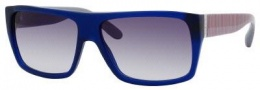 Marc by Marc Jacobs MMJ 096/N/S Sunglasses Sunglasses - 0V0P Blue Gray (JJ Gray Gradient Lens)