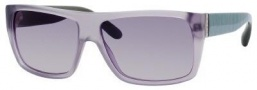 Marc by Marc Jacobs MMJ 096/N/S Sunglasses Sunglasses - 0V0O Gray Olive Gray (DX Dark Gray Shaded Lens)