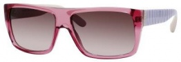 Marc by Marc Jacobs MMJ 096/N/S Sunglasses Sunglasses - 0V0T Pink Rose (K8 Brown Gradient Lens)
