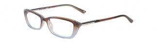 Bebe BB 5041 Eyeglasses  Eyeglasses - Brown Blue