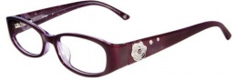 Bebe BB 5034 Eyeglasses Eyeglasses - Amethyst 