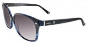 Bebe BB 7038 Sunglasses Sunglasses - Blue Marble