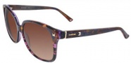 Bebe BB 7038 Sunglasses Sunglasses - Purple Marble