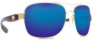 Costa Del Mar Cocos RXable Sunglasses Sunglasses - Gold