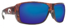 Costa Del Mar Double Haul RXable Sunglasses Sunglasses - Tortoise