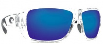 Costa Del Mar Double Haul RXable Sunglasses Sunglasses - Crystal