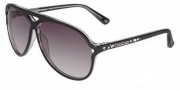 Bebe BB 7052 Sunglasses Sunglasses - Black Crystal