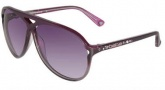 Bebe BB 7052 Sunglasses Sunglasses - Plum